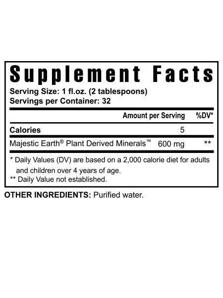 13203 plant derived minerals supfacts